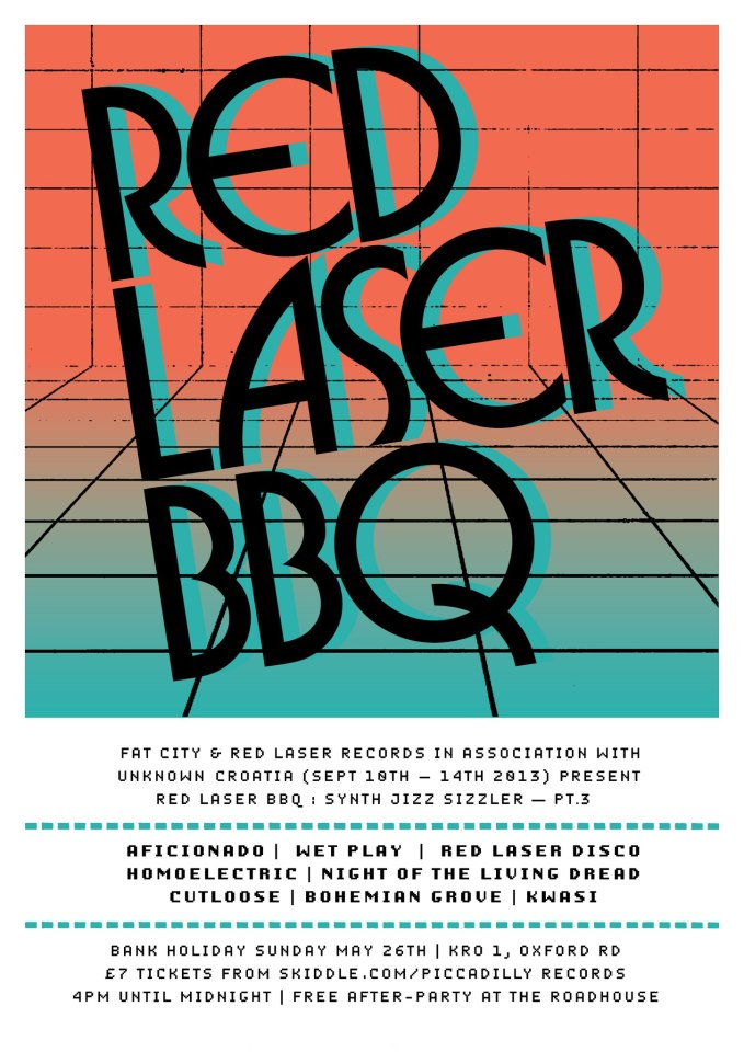 Red Laser BBQs – Stuff of Legend